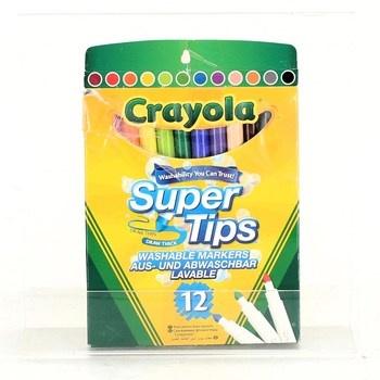 Fixy Crayola Super Tips barevné
