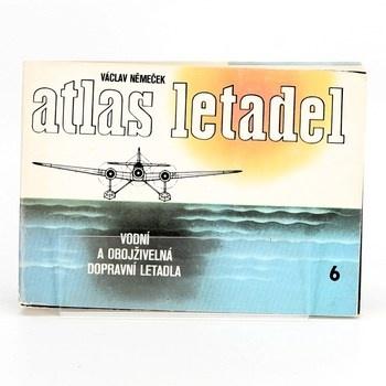 Václav Němeček: Atlas letadel 6 - Vodní a obojživelná…