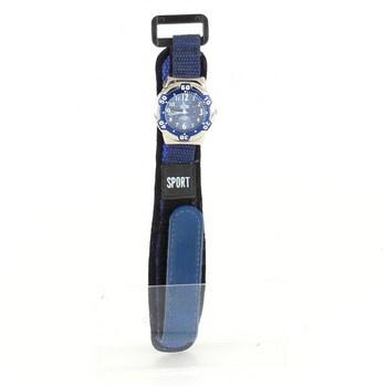 ab0b6a37ad6 Pánské hodinky MPM Sport odstín modré