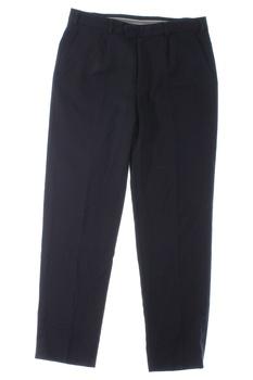 Pánské společenské kalhoty Blažek modré