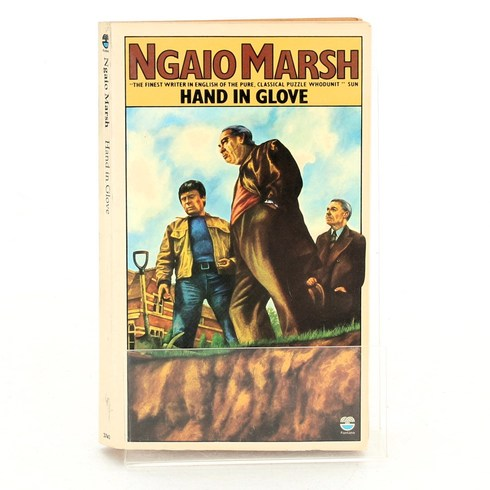 Ngaio Marsh: Hand in glove