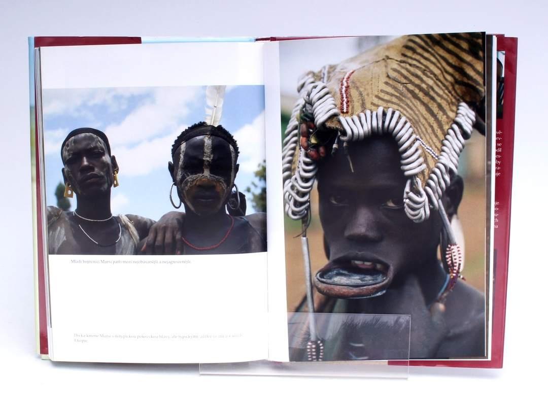 Africké nahé fotky