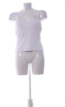 Dámská košilka SECRET bílé barvy