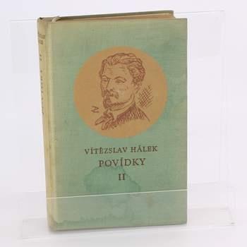 Kniha Povídky II Vítězslav Hálek