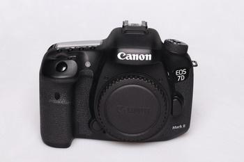 Digitální zrcadlovka Canon EOS 7D Mark II