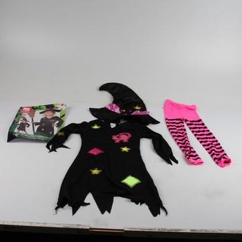 Dívčí karnevalový kostým Smiffys