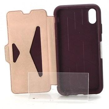 Kožené pouzdro na mobil OtterBox pro iPhone