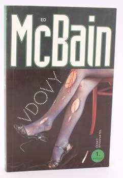 Kniha Ed McBain: Vdovy