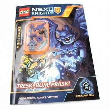 Dětská kniha LEGO NEXO KNIGHTS