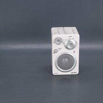 Radiopříjímač Denver TR-43C bílý