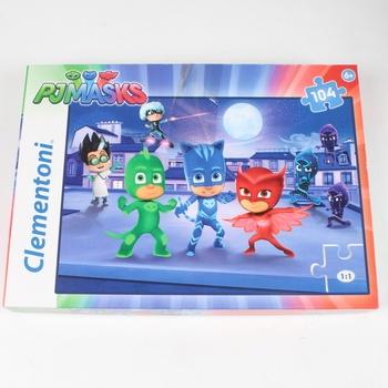 Dětská puzzle Clementoni PJ MASKS