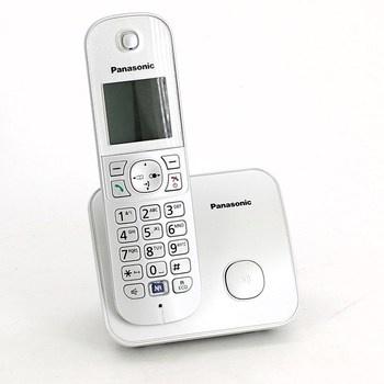 Bezdrátový telefon Panasonic KX-TG6811GS