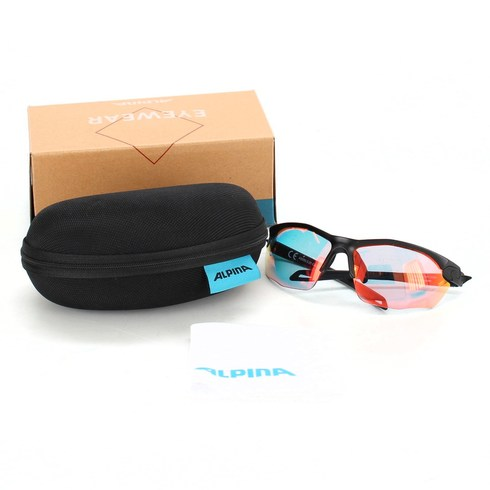 Cyklistické brýle Alpina Eyewear