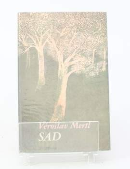 Kniha Věroslav Mertl: Sad