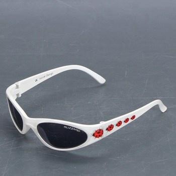 Dětské sluneční brýle Blizzard s beruškami