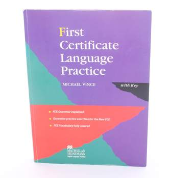 Učebnice First Certificate Language Practice
