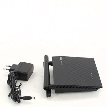 WiFi router Asus RT-N12E  4 LAN