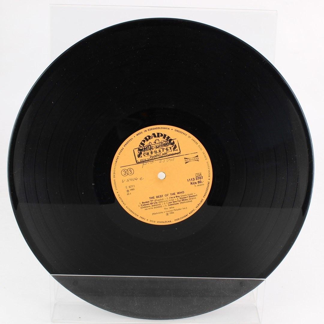 LP deska The Who The Best Of