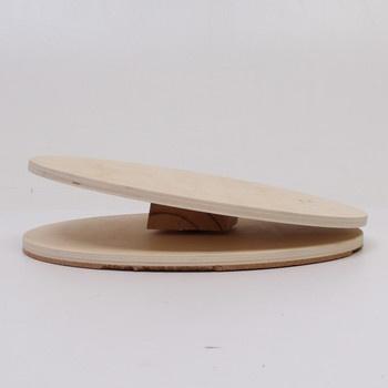 Dřevěná hračka Karlie Bogie disc