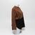 Dámský pulovr s.Oliver 1273186023 hnědočerný