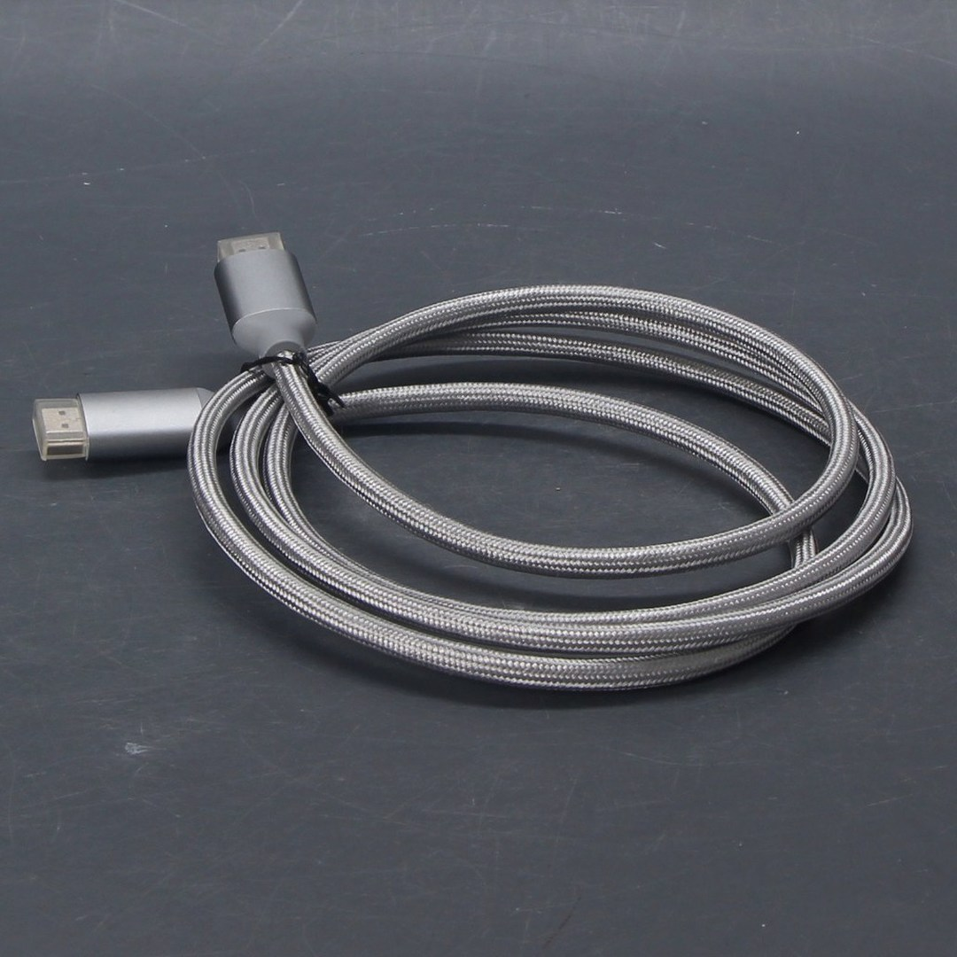 HDMi kabel AmazonBasics HDMI-A-A-P-6ft-LGrey