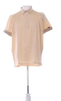 Pánské tričko Pleas s límečkem