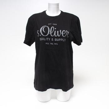 Pánské tričko s.Oliver vel. L