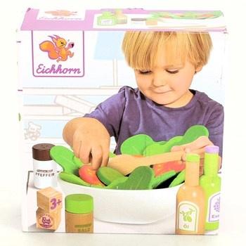 Dětská hra Eichhorn 100003738 Salad Set