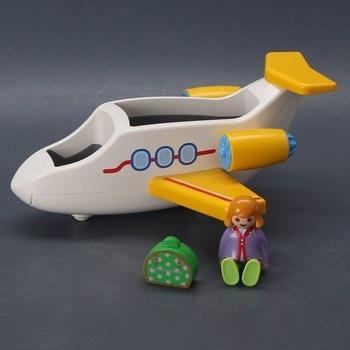 Dětské letadlo Playmobil 70185