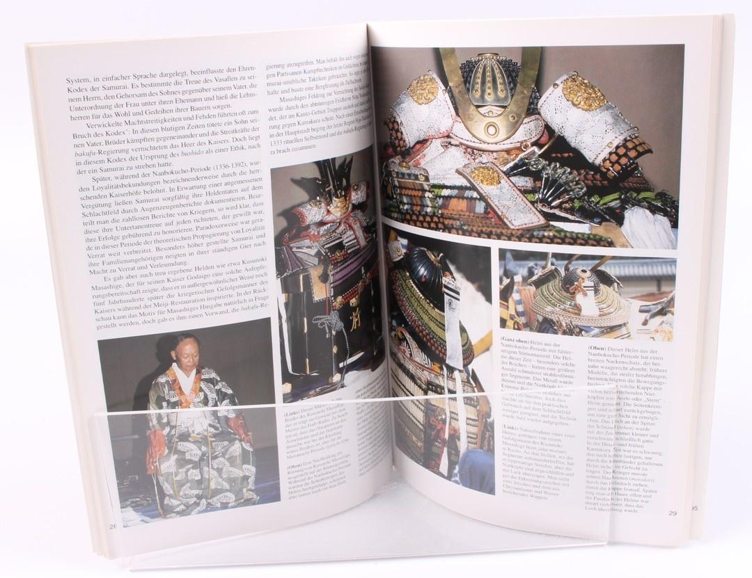Kniha Mitsuo Kure, Ghislaine Kruit: Samurai
