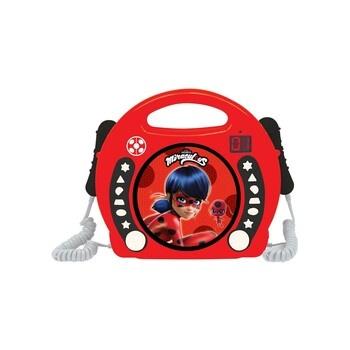 Radiopřijímač s CD Lexibook RCDK100MI