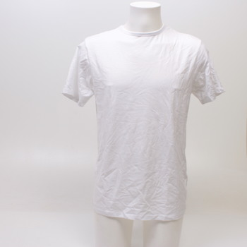Pánské triko Charles Wilson bílé