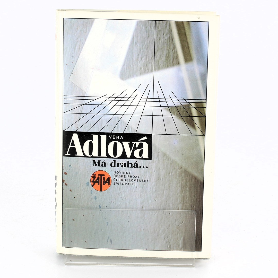 Román Věra Adlová. Má drahá...