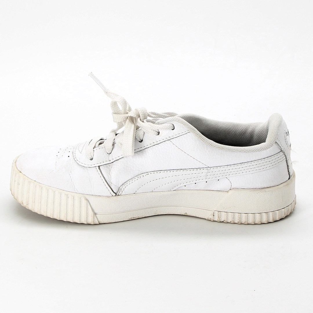 Dámské tenisky Puma odstín bílé