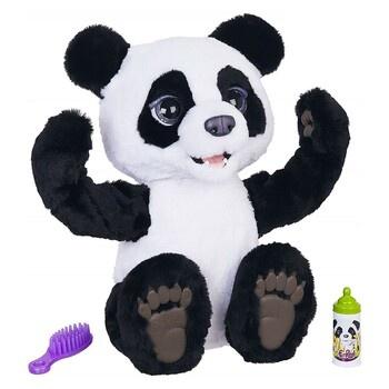 Plyšová panda Hasbro FurReal Friends