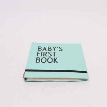 Dětské fotoalbum Design Letters