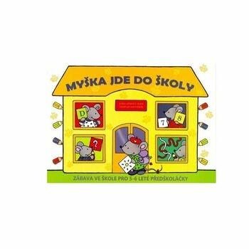 Zábavné úkoly JIKO Myška jde do školy