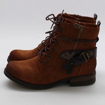 Dámské kotníkové boty Rieker 93213