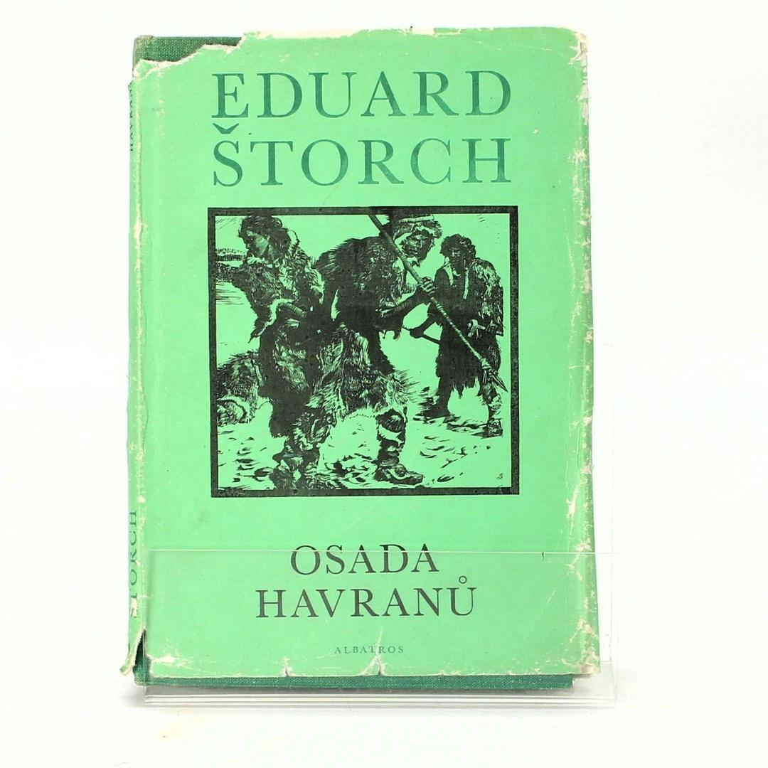 Kniha Edurard Štorch: Osada Havranů