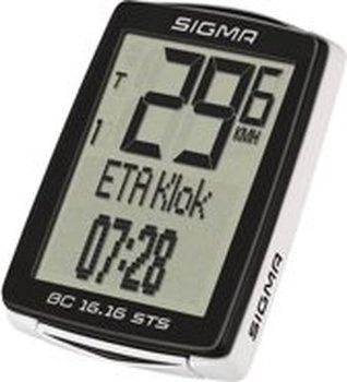 Cyklocomputer Sigma BC 16.16 STS/CAD