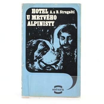 Kniha Hotel U mrtvého alpinisty
