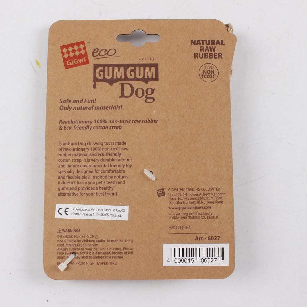 Žvýkací eko hračka pro psy Gigwi