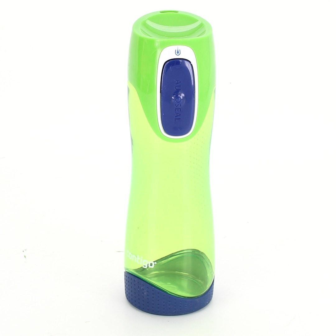 Zelená láhev na pití Contigo 500 ml