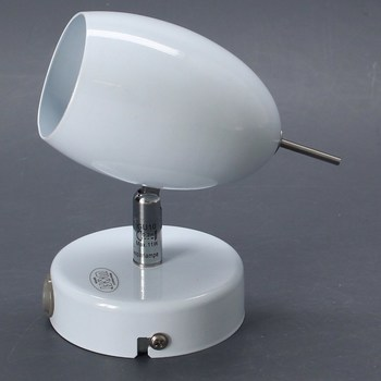 Nástěnné svítidlo Wofi bílé