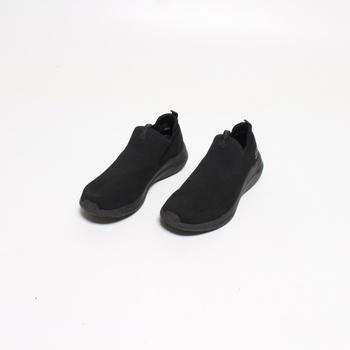 Pánské nazouváky Skechers černé