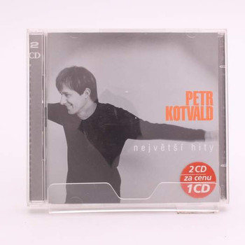 CD Petr Kotvald - Největší hity