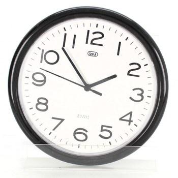 Nástěnné hodiny Trevi OM 3301 černé