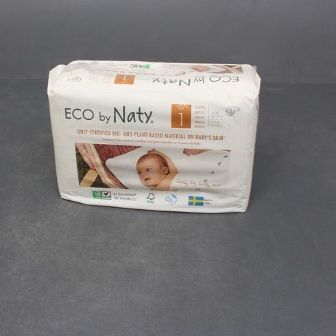Dětské pleny Eco by Naty 25 ks