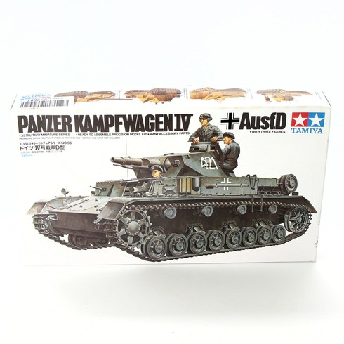 Model obrněného tanku Tamiya 35096 1:35