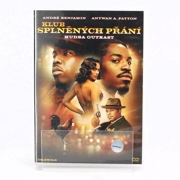 DVD Film Klub splněných přání